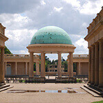 eaton park, a great place to walk your dog in norwich